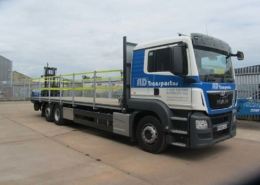 SLD Transport Ltd provide a range of Vehicles for Quick and Easy Transport of Goods