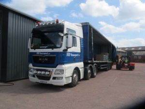 Fast Loading and Secure Transport of Goods by SLD Transport Ltd