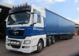 Road Haulage Services by SLD Transport Ltd