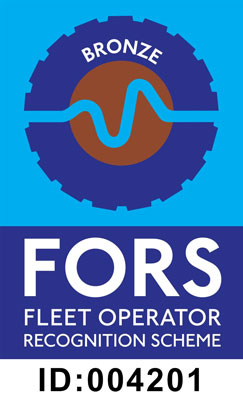 Fleet Operator Recognition Scheme ID: 004201